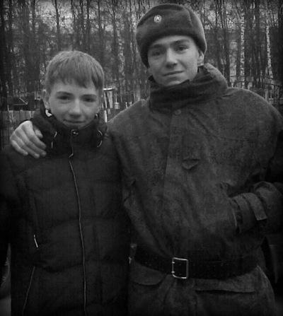 Егор Савин, 18 июля , Киржач, id119970165