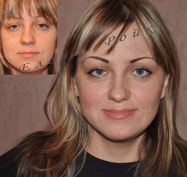 Перманентный макияж губ 3d отзывы
