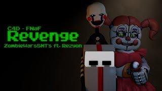 [C4D FNaF] Revenge Remake