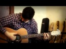(Andy McKee) Tight Trite Night cover - Dmitry Ulyanov