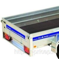 Продаётся грузовой прицеп Tiki C200 для легкового автомобиля.