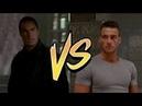 Стивен Сигал v Ван Дамм реальный бой конфликт Айкидо против Каратэ