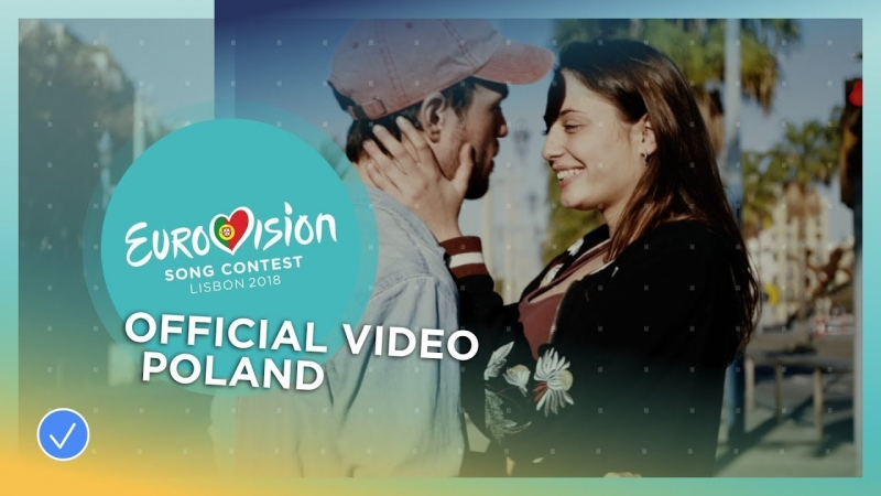 Gromee Ft Lukas Meijer Light Me Up Poland Польша Eurovision 2018 HD 1080p