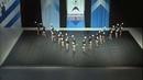 Cheerleading Senior Pom Germany Silver Stars