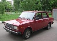 Нажмите для увеличения фотографии.  Фото Аренда авто автомобиля машины ВАЗ 2107 - Отличное состояние!