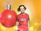 Наталья Русинова поздравляет с Новым годом!