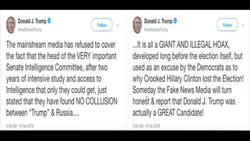 Russland-Ermittlungen scheitern- Lügen der Demokraten