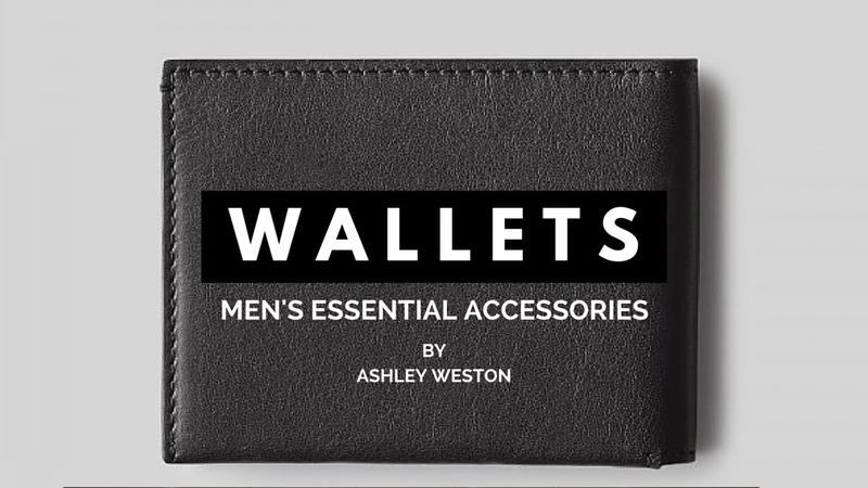 Mens Wallets - Bi-Fold, Card Case, Phone - Mens Essential Accessories - Slim, Leather, Best