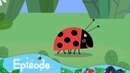 Ben and Holly's Little Kingdom Gaston the Ladybird Full Episode