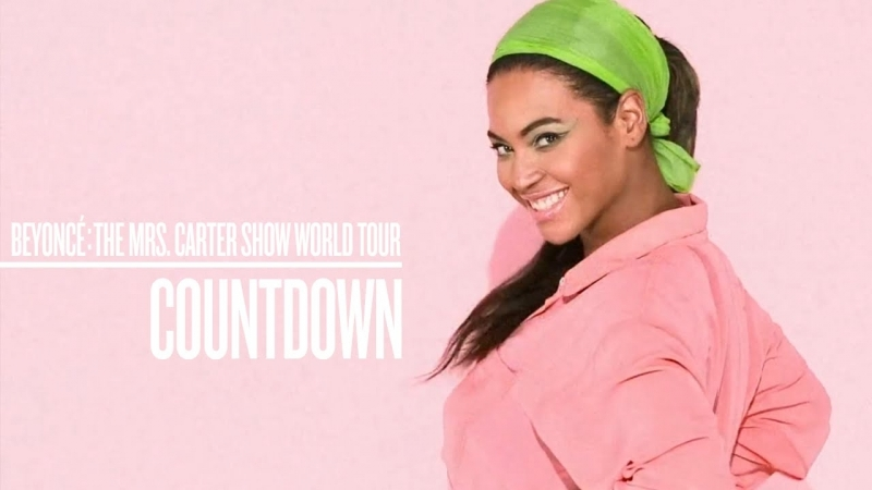 Beyoncé - Countdown (Interlude) (Live at The Mrs. Carter Show World Tour)