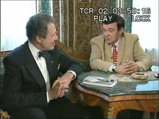 Беседа с Святославом Бэлзой о выходе в свет книги Муслима Магомаева «Любовь моя - мелодия», 1998г.