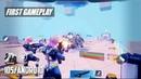 ALIEN GUN BATTLE iOS Android BETA GAMEPLAY TRAILER Unreal Engine 4