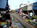 Amazing Thailand!! : Railway Market : Maeklong