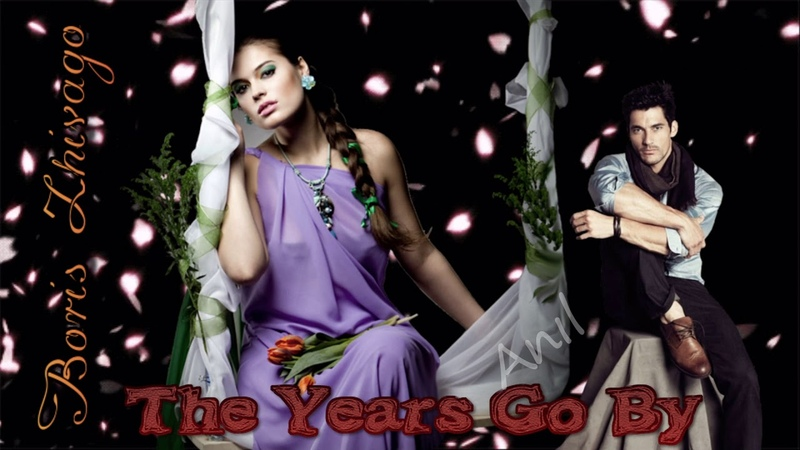 Boris Zhivago - The Years Go By New Extended Vocal Remix ( İtalo Disco )