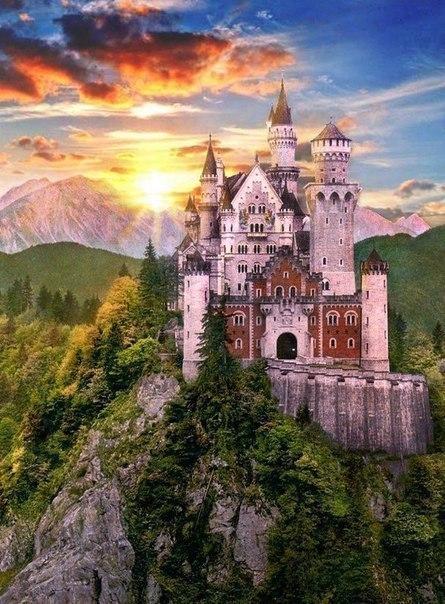 Лучшие замки мира!