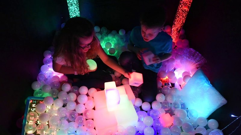 Pop up Sensory Space from TTS Group