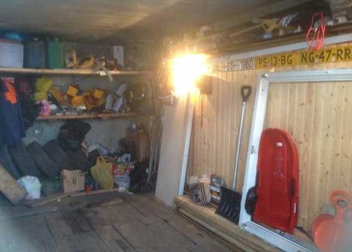 купить гараж Карпогорская 37 1