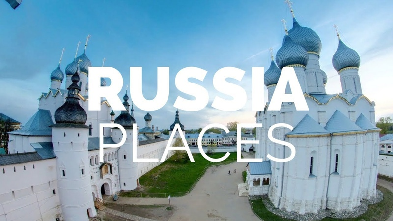 10 Best Places to Visit in Russia Travel Video