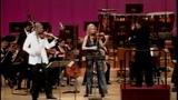 David Garrett &amp Xenia 'Bach Double Violin Concerto', 2006, Japan