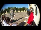 Мимы Тремпель и Ману играют с детьми на свадьбе (MimikLab) ч.1