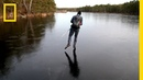 Hear the Otherworldly Sounds of Skating on Thin Ice National Geographic
