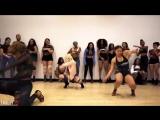 Nick Minaj - Itty Bitty Piggy - Choreography by Aliya Janell