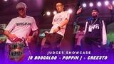 Who Is The Champion Vol.8 Judges Showcase Jr Boogaloo (USA) x Poppin J (KR) x Creesto (FR)