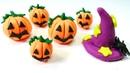 PlayDoh Schule für Kinder Wir machen Dekoration für Halloween