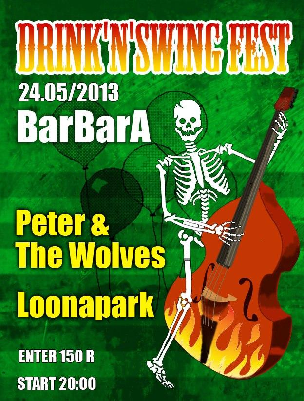 24.05 Drink'n'Swing Fest