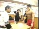 腕相撲、98年間無敗の男 VS プロレスラー中西学