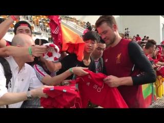 Thanks Hong Kong you were brilliant!
