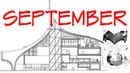 September competition Architecture Daily Sketches