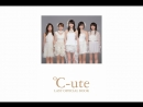 C-ute Last Official Book Special DVD