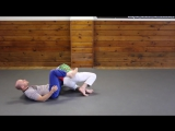 Jason Scully - Back Take From Hip Bump Sweep Using Switch Movement