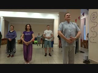 Танец Рашида 1 скорость