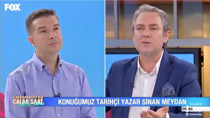 19 Mayıs 2018 İlker Karagöz ile Çalar Saat Hafta Sonu