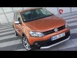 Видео тест-драйв Volkswagen Cross Polo 2014