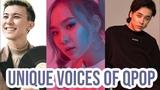 QPOPs UNIQUE VOICES 2019Ninety One, Juzim, MadMen,Ziruza &ampetc