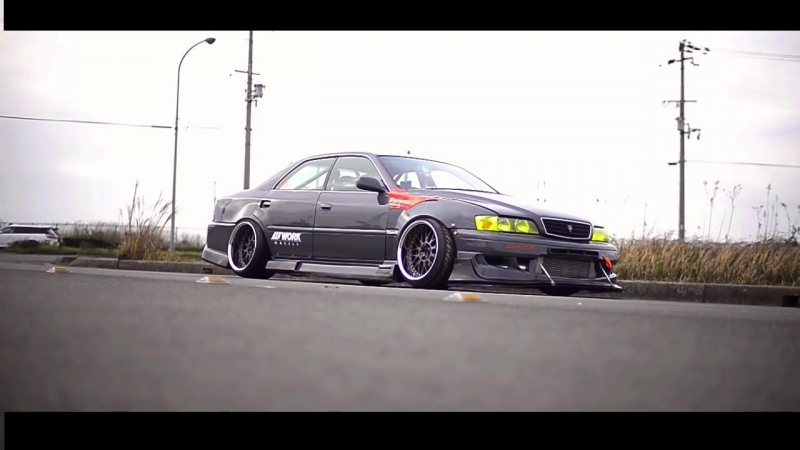 JZX100 CHASER Stance