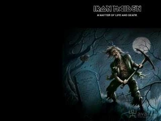 Iron maiden kill me ce soir (b-side)