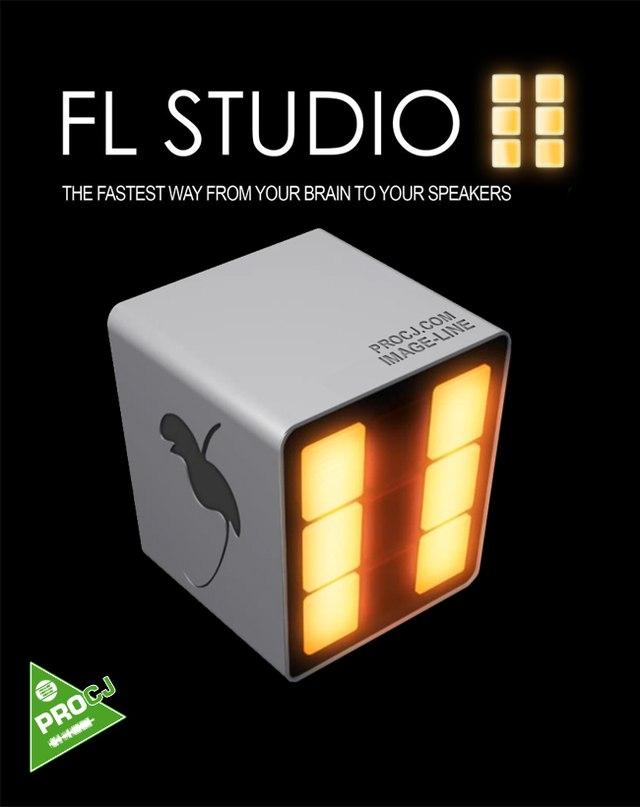 Fl studio 11 кряк