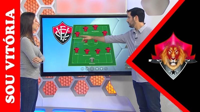Vitória leva 4 do Grêmio: já são 36 gols em 18 jogos