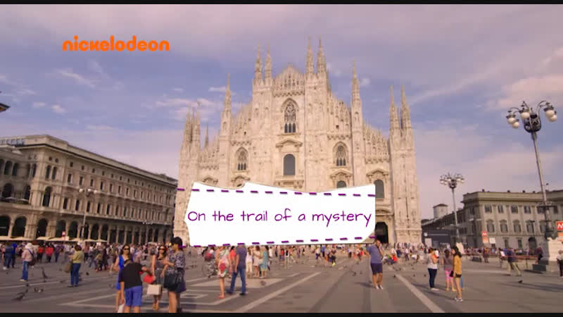 Maggie Bianca Fashion Friends Season 3, Episode 18 - On The Trail of a Mystery (Greek)