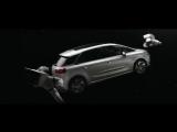 Музыка из рекламы Citroen - Вселенная нового Citroen C4 Picasso (2013)