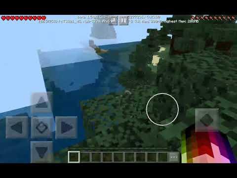 Minecraft New Survival 1 Атака Криперов