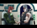 Anime365 Вижу твои труселя момент из аниме JoJos Bizarre Adventure Stardust Crusaders