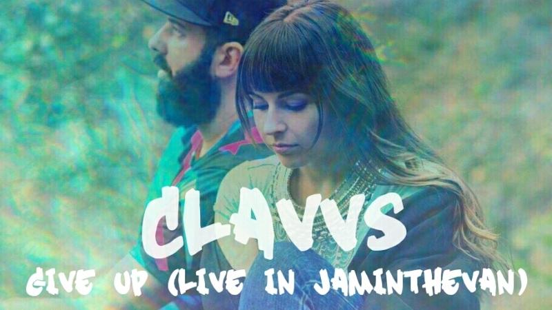 CLAWS - Give Up (Live in Atlanta, GA)