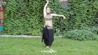 28.07.2018 | Chandra Open- Air | Маша Калугина | Tribal Fusion