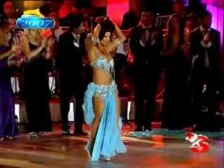 Hot turkish belly dancer in blue! (nouran Sultan) 21844