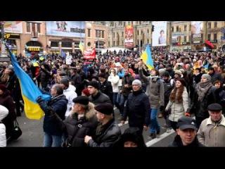 """Йолочная"" революция. . Киев. Украина. | YOLKA Revolution. Kiev. Ukraine"